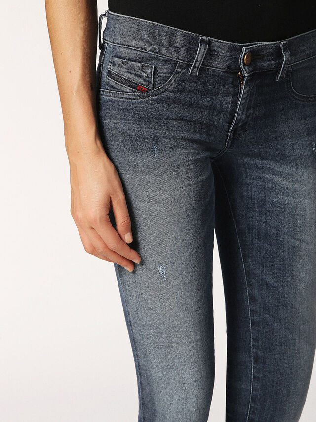 LIVIER-S 0687L, Blue Jeans