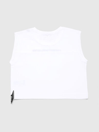 Diesel - TFELIX, White - T-shirts and Tops - Image 2