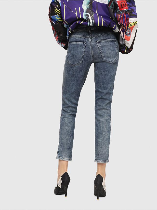 Diesel - Babhila 086AQ, Medium blue - Jeans - Image 2