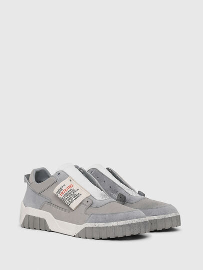 Diesel - S-LE RUA ON, Grey - Sneakers - Image 2