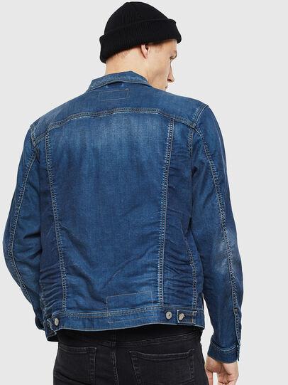 Diesel - NHILL JOGGJEANS, Blue Jeans - Denim Jackets - Image 2