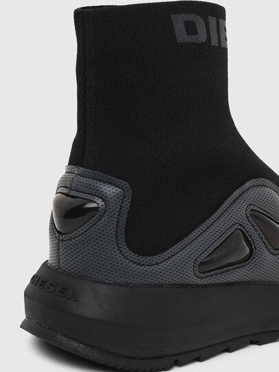 Diesel - H-PADOLA HSB W, Black - Sneakers - Image 4