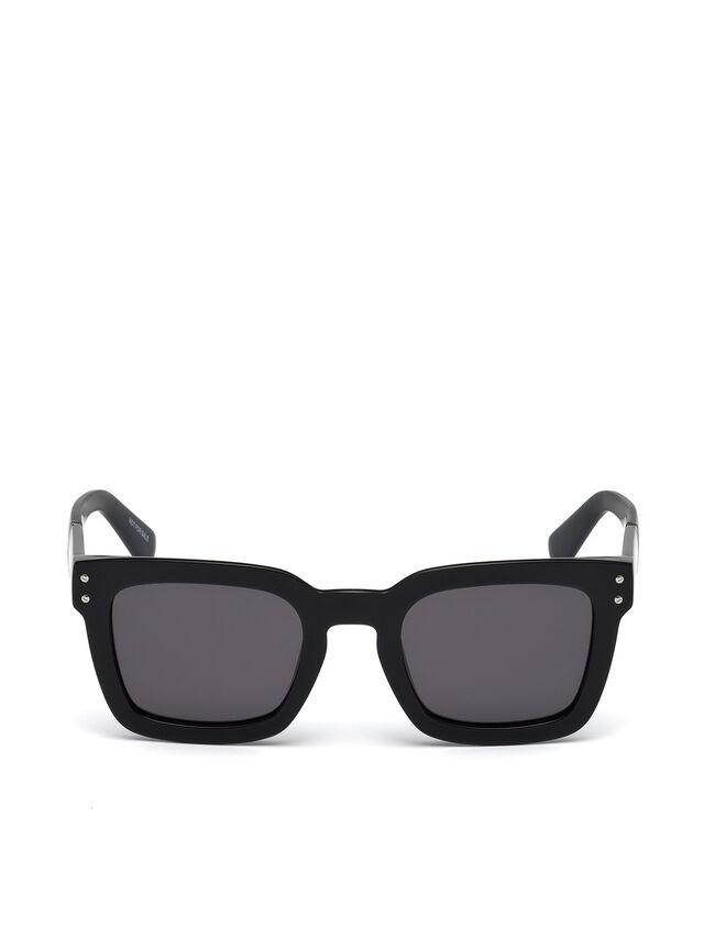 Diesel - DL0229, Black - Eyewear - Image 1