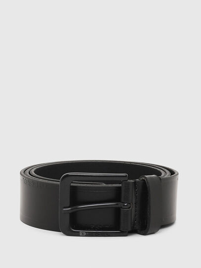 Diesel - B-MARTI, Black - Belts - Image 1