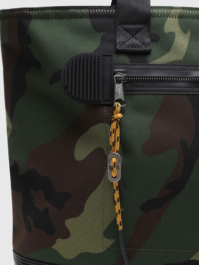 Diesel - RODNEY, Military Green - Shopping and Shoulder Bags - Image 7