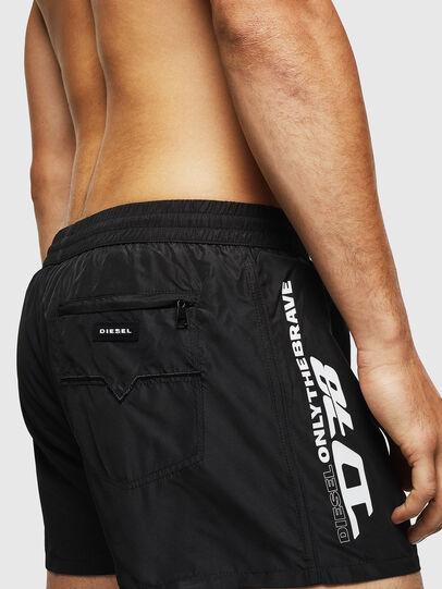 Diesel - BMBX-SANDY 2.017, Black - Swim shorts - Image 3