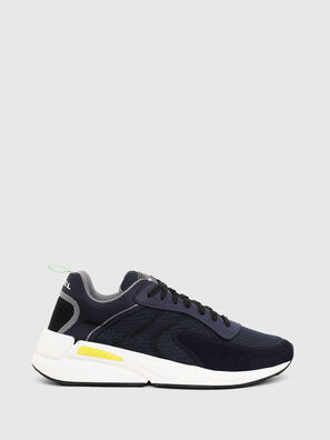 S-SERENDIPITY LOW, Dark Blue - Sneakers