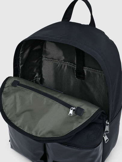Diesel - BACKYO, Black - Backpacks - Image 4