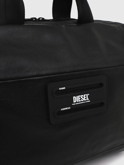 Diesel - D-SUBTORYAL BRIEF, Black - Briefcases - Image 5