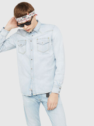 D-EAST-P,  - Denim Shirts