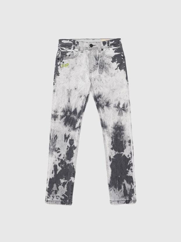 THOMMER-J, Black/White - Jeans