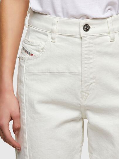 Diesel - D-Reggy 009UL, White - Jeans - Image 5