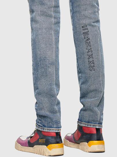 Diesel - D-Kras 009VW, Light Blue - Jeans - Image 6