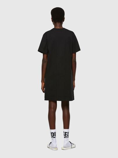 Diesel - D-RIO-B1, Black - Dresses - Image 2