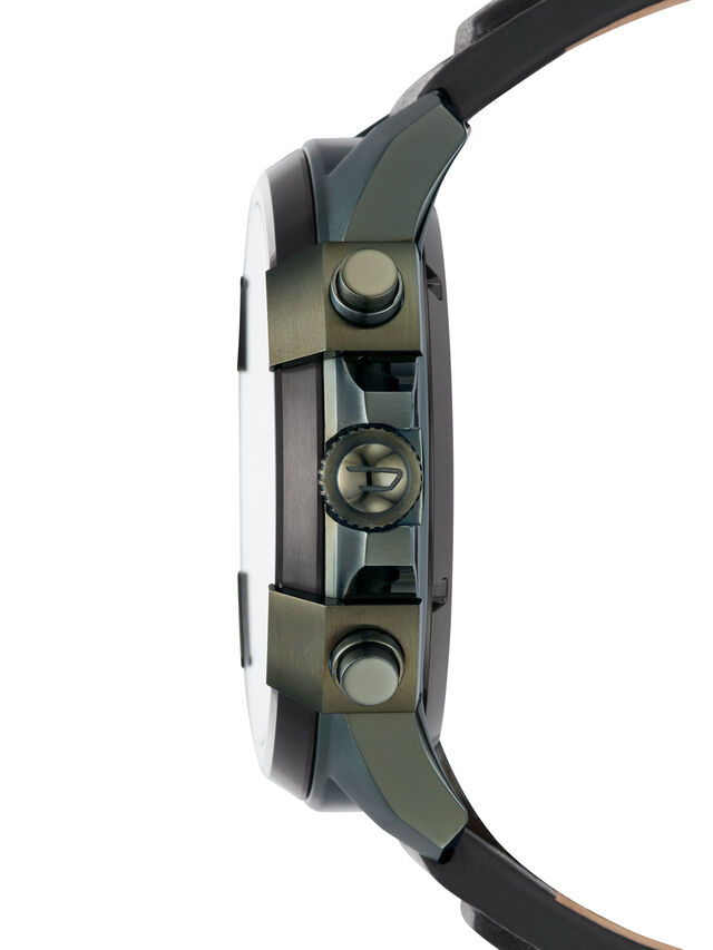 Diesel DT2003, Military Green - Smartwatches - Image 4