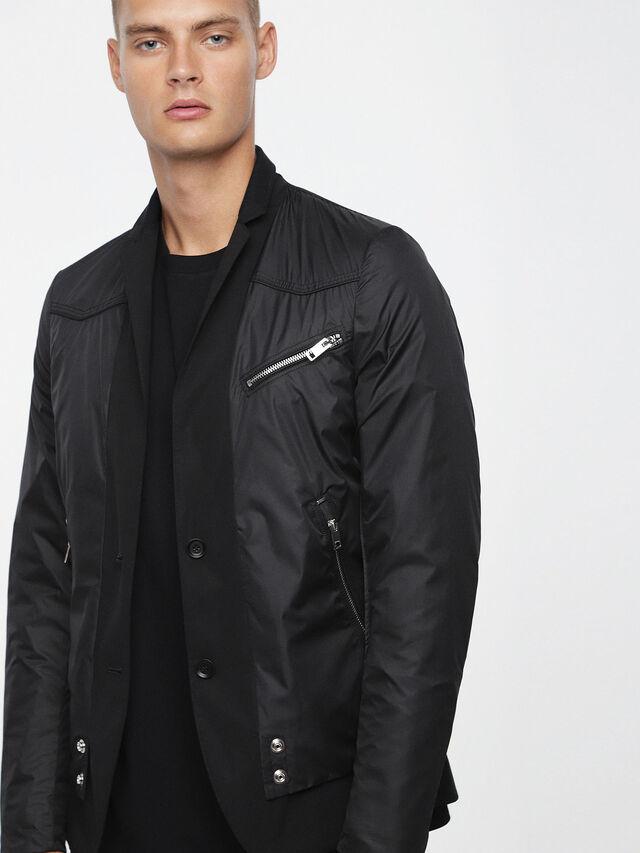 Diesel J-MIRIKO, Black - Jackets - Image 2