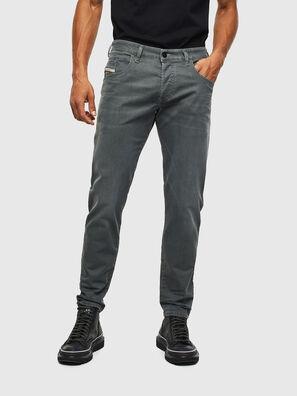 D-Bazer 0699P, Green Melange - Jeans