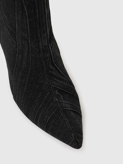 Diesel - D-YUCCA AB, Dark Blue - Ankle Boots - Image 4