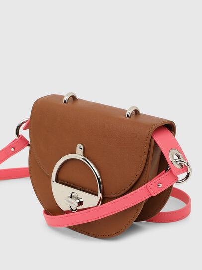 Diesel - MAGGIE, Light Brown - Crossbody Bags - Image 5