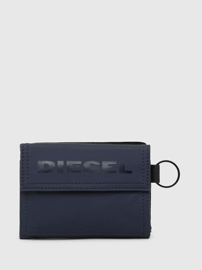Diesel - YOSHI, Dark Blue - Small Wallets - Image 1