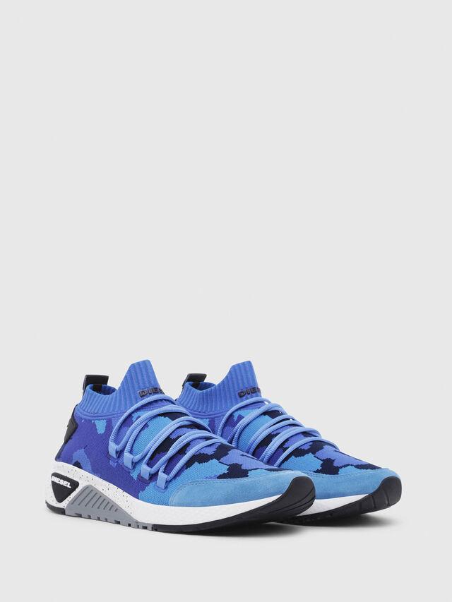 Diesel - S-KB SL, Azure - Sneakers - Image 2