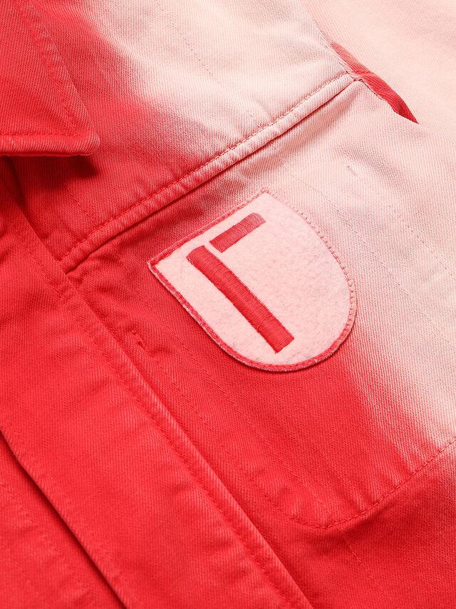 Diesel - GR02-U301, Red/White - Jumpsuits - Image 4