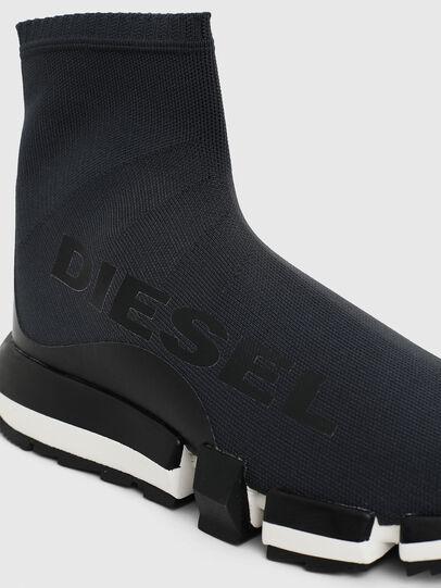 Diesel - H-PADOLA HIGH SOCK W, Black - Sneakers - Image 4
