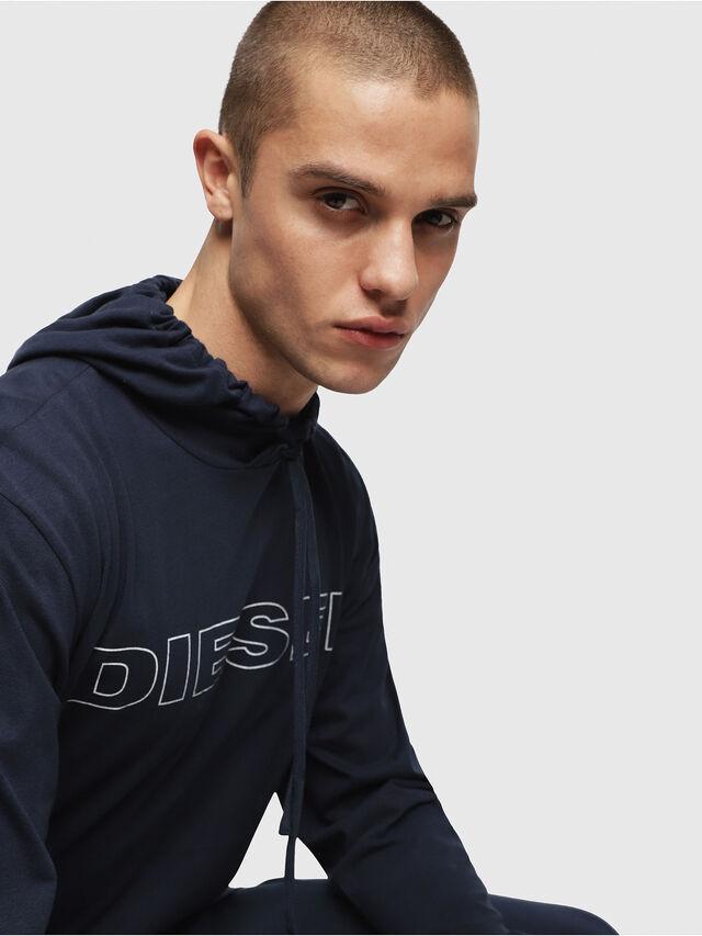 Diesel UMLT-JIMMY, Night Blue - T-Shirts - Image 3