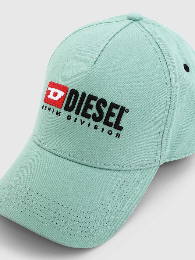 Diesel - CAKERYM-MAX, Water Green - Caps - Image 3