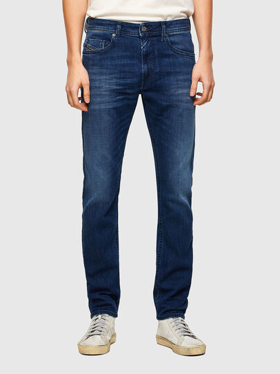 Diesel - Thommer 069SF, Dark Blue - Jeans - Image 1