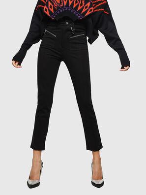 P-NIKIA, Black - Pants