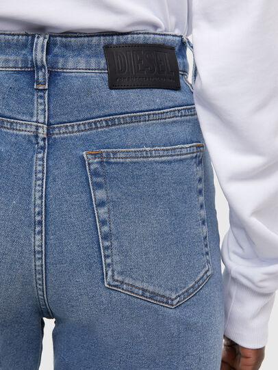 Diesel - D-Eiselle 009KP, Light Blue - Jeans - Image 5