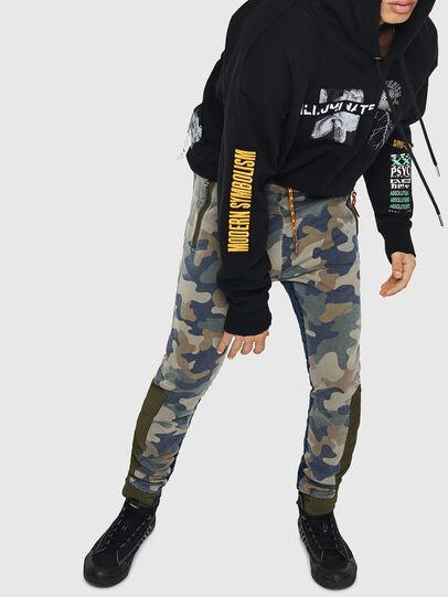 Diesel - D-Eeley JoggJeans 0GAUU,  - Jeans - Image 5