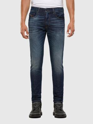 D-Strukt 009GQ, Dark Blue - Jeans