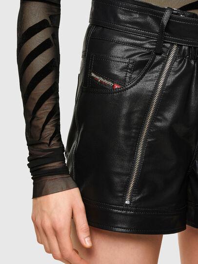 Diesel - S-BONNIE, Black - Shorts - Image 3