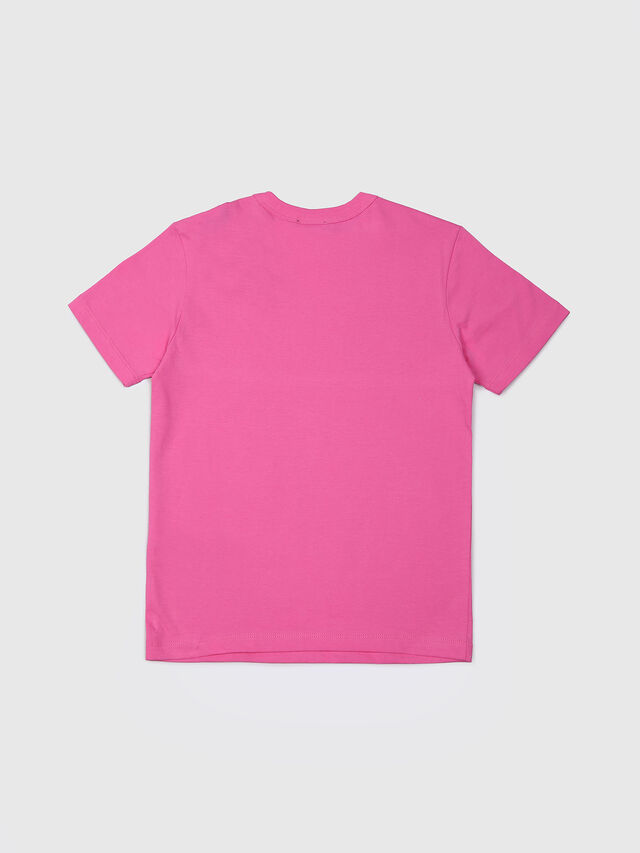 Diesel - TOCLE, Hot pink - T-shirts and Tops - Image 2