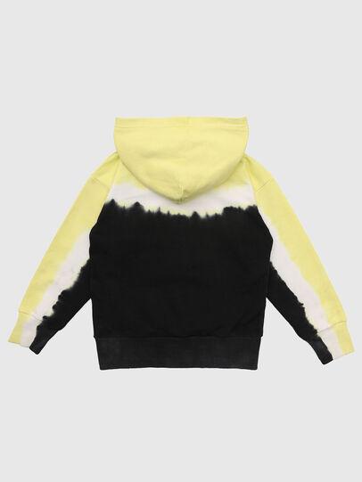 Diesel - SALBYDEEP OVER, Black/Yellow - Sweaters - Image 2