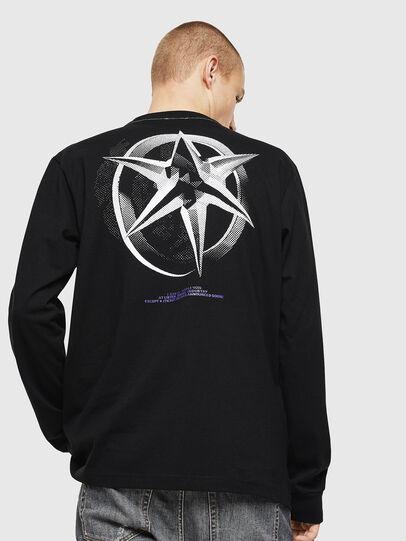 Diesel - T-JUST-LS-VINT,  - T-Shirts - Image 2