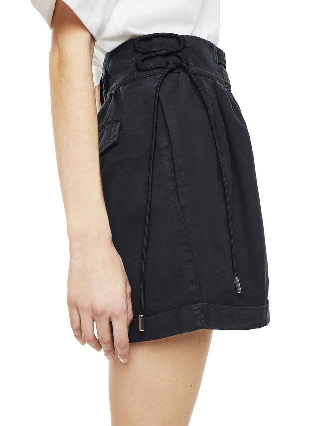 Diesel - SIMONY, Black - Shorts - Image 4