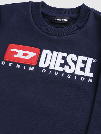 Diesel - SCREWDIVISIONB-R, Dark Blue - Sweaters - Image 3
