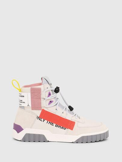 Diesel - S-RUA MID SP W, White - Sneakers - Image 1