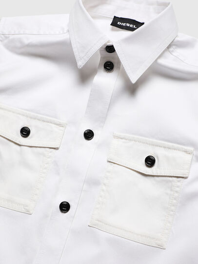 Diesel - CSKOSOV OVER, White - Shirts - Image 3