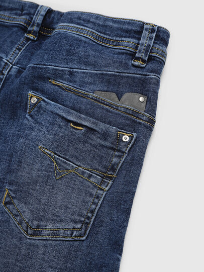 Diesel - DARRON-R-J SH-N, Medium blue - Shorts - Image 3
