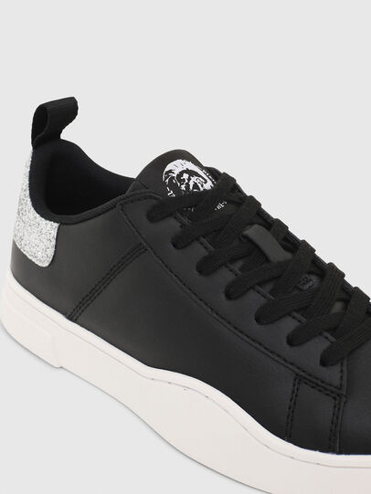 Diesel - S-CLEVER LOW LACE W, Black/Silver - Sneakers - Image 4