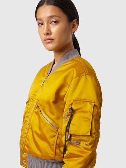 Diesel - G-ALMA, Yellow - Jackets - Image 3