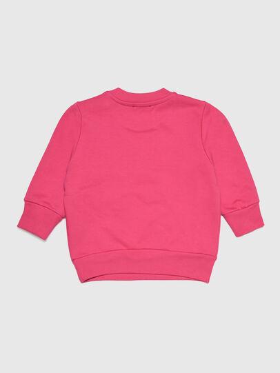 Diesel - SGIRKCUTYB-FL, Pink - Sweaters - Image 2
