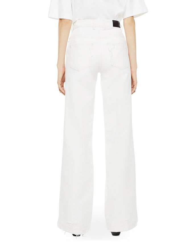 Diesel - TYPE-1903A, White - Jeans - Image 2