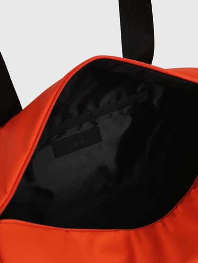 Diesel - F-BOLD DUFFLE, Orange - Travel Bags - Image 5