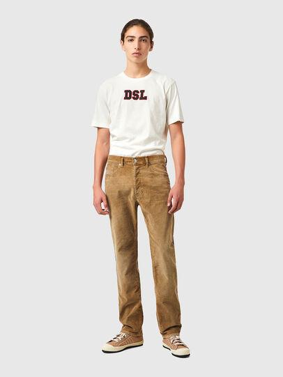 Diesel - D-Macs 069XQ, Light Brown - Jeans - Image 5