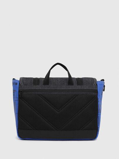 Diesel - VENESSENGER, Dark Blue - Crossbody Bags - Image 2